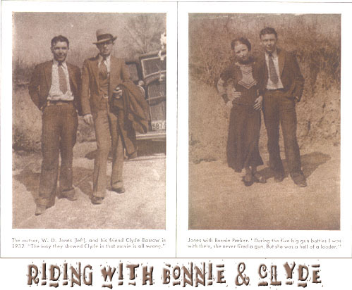 bonnie and clyde death photos