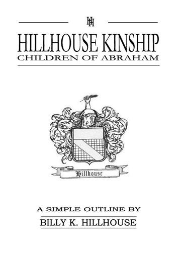 Hillhouse Kinship Billy Hillhouse