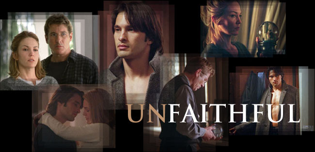 Unfaithful - Richard Gere, Diane Lane, Olivier Martinez (